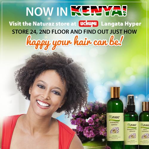 Naturaz Store in Kenya