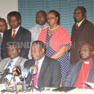 Kenyan Bishops oppose al Shaabab