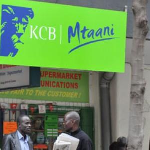 KCB Mtaani