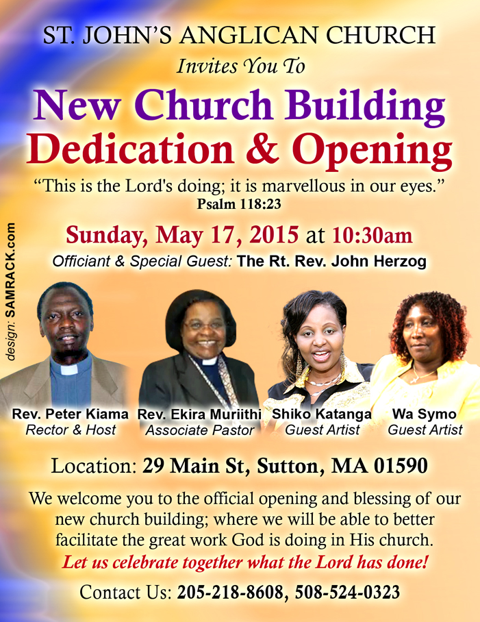 Invitation to The New Church images