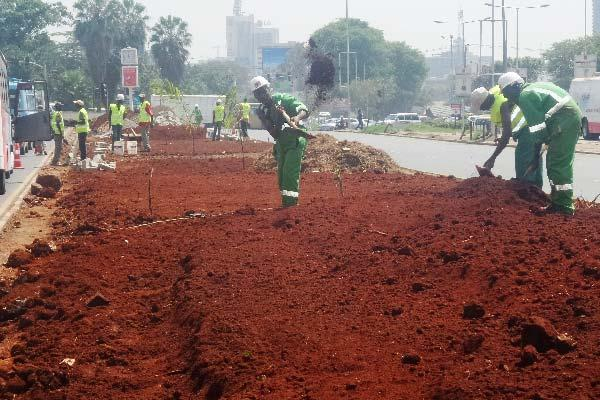 Nairobi gets a facelift