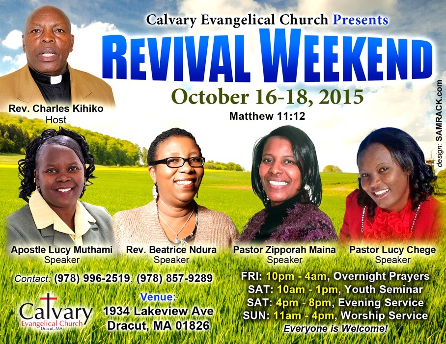 church revival invitation