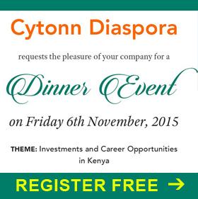 Cytonn Dinner