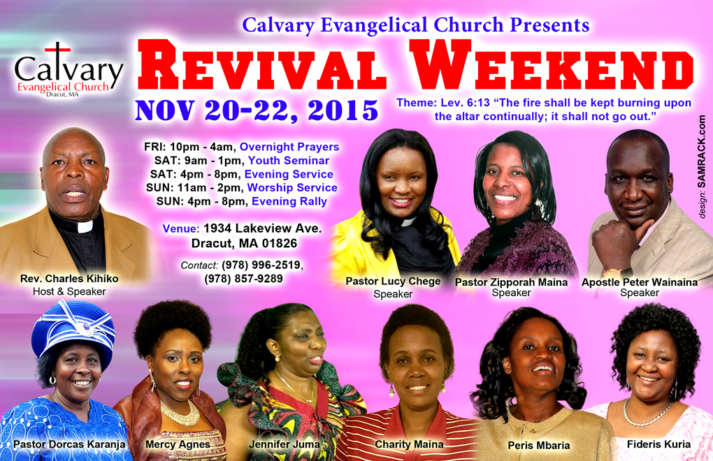 Revival Weekend