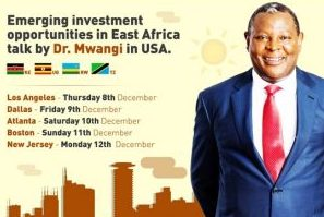 Investment Opportunities in East Africa with Dr. James Mwangi, Chairman, Kenya's Vision 2030 and Group CEO of Equity Bank