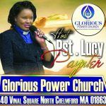 Glorious Power House Church 40 Vinal  Square North Chelmsford,MA