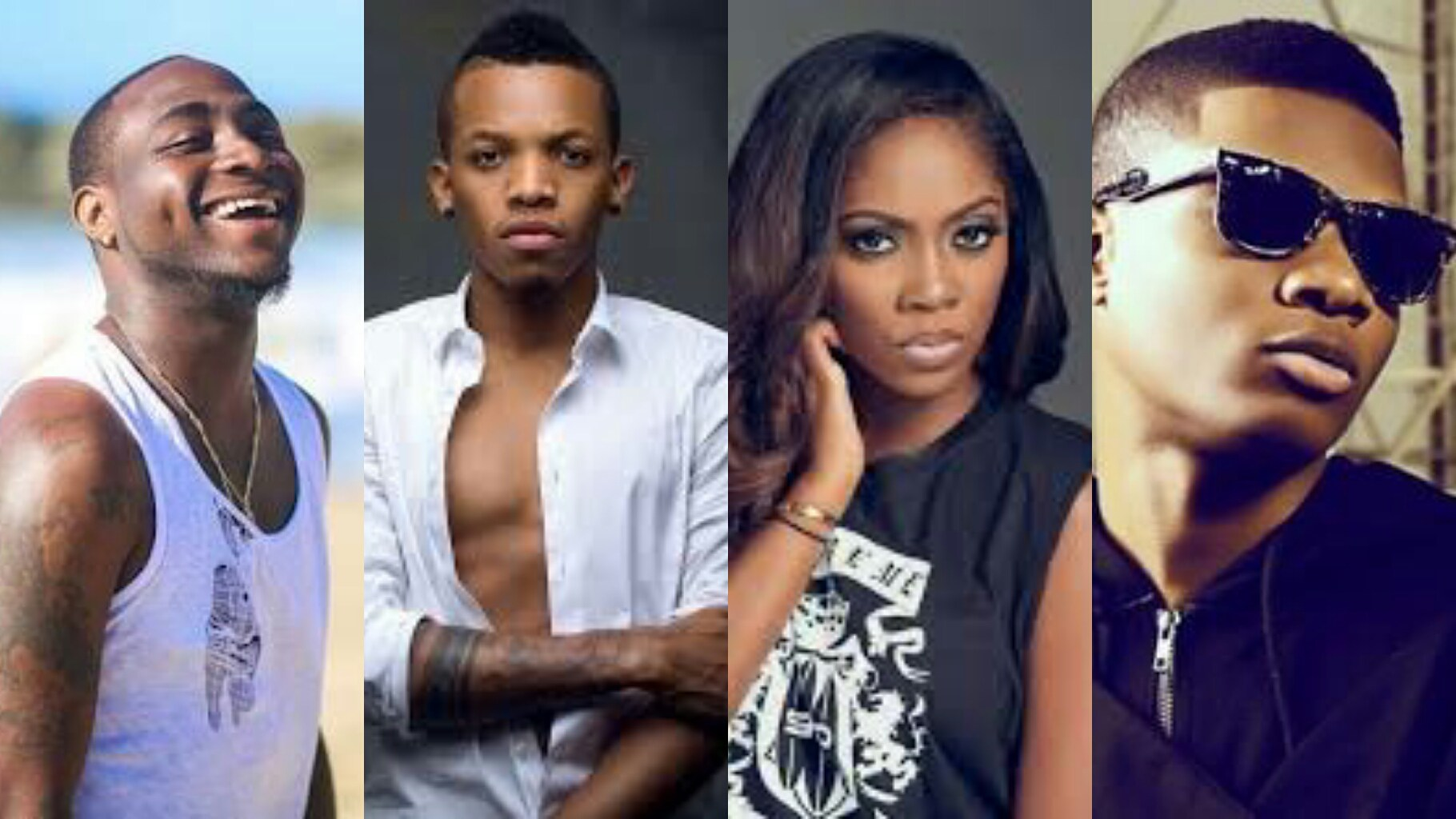 Davido Beats Wizkid, Tiwa Savage Tekno, Others to Win Best