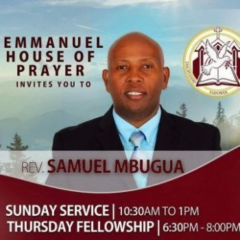 EMMANUEL HOUSE OF PRAYER SUN.SERVICE: 10:30 AM- 1PM THUR FELLOWSHIP:6:30PM TO 8PM 963 CHELMSFORD ST,LOWELL,MASSACHUSETTS(NEXT TO CROSSPOINT)