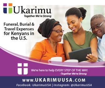 FUNERAL,BURIAL AND TRAVEL EXPENSES FOR KENYANS IN DIASPORA