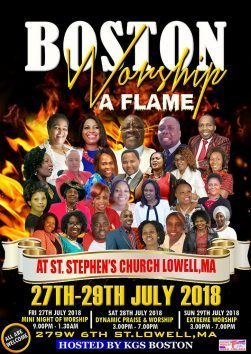 ALL KENYANS GOSPEL ARTISTS IN USA COMING TO BOSTON THIS JULY!! (VIDEO)