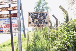 Mental Health Care Still a Challenge in Rural Kenya
