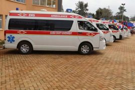 9 unbelievably stunning photos of Thika level 5 hospital that have left Kenyans speechless