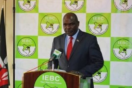 IEBC is the only credible national security threat remaining -security agencies