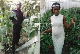 SH100 COUPLE EXPECTING THEIR FIRST CHILD – PHOTOS
