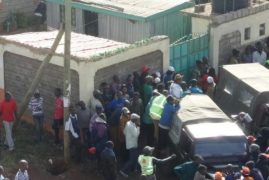 23 Ethiopian immigrants rescued from lynch mob, arrested in Kahawa West