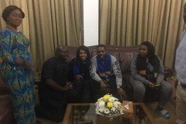American televangelist, Creflo A. Dollar,visits Ghana as Springs of Joy-Tstl Ministries Int.holds Grace Festival 2016