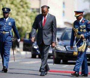 Uhuru's firm grip on power is now complete