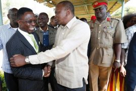 Ababu Namwamba and Moses Kuria get crucial roles in Uhuru's re-election bid