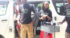 KENYA'S HUMBLEST COUPLE OFF TO DREAM HONEYMOON – PHOTOS