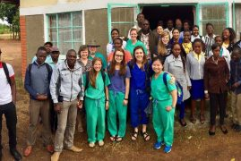 Medical students set to serve communities in Kenya