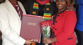 Martin Njoroge, graduates at Harvard University  President Obama's Alma Mater(Photos)