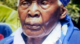 Memorial services for the late DELFINA WAITHIRA KURIA October 1 2017 @3Pm St Stephen's Church Lowell,MA