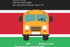 Stella's Wish:Declutter & donate at Wham's Cafe to help children in Kenya & those living with disabilities! (Video)