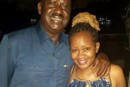 Audio:Sasha Seraphine Mbote Woman Photographed with Raila in Zanzibar Speaks out