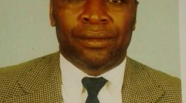 TRANSITION/DEATH /MEMORIAL SERVICE ANNOUNCEMENT of Bernard Mungai Nganga