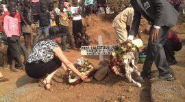 Photos Video:The late Professor Calestous Juma laid to rest