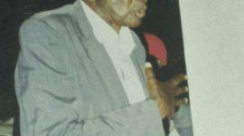 Transition/Death Announcement/Memorial Service of Mr. John Parsakei Parimbai