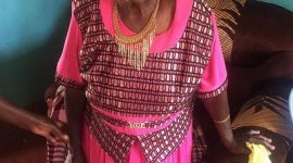 TRANSITION/DEATH ANNOUNCEMENT/Thanksgiving,Memorial Service of MARY WANJIRU KIMOHU(Ven.Samuel Kimohu's Mother)