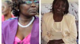 TRANSITION/DEATH ANNOUNCEMENT of Winnie Waithira Kimani