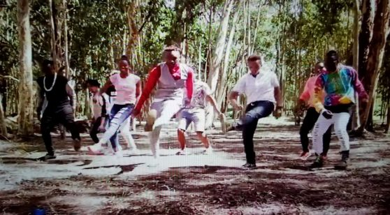 """KUMBEKUMBE"" TRENDY 2017 DANCE IN KENYA BY BAHATI FT MR SEED OFFICIAL DANCE VIDEO"