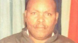 TRANSITION/DEATH ANNOUNCEMENT of Charles Macharia Kabira of Kenya, Father to Leah kimani/ AKA Mama Shiro(Dracut)