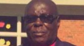 Memorial service planned for the late Bishop Pius Macharia Sunday April 2 2017 2Pm @ Liberty Church,Shrewsbury MA