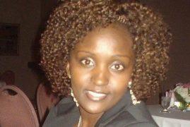TRANSITION/DEATH ANNOUNCEMENT of Joan Njeri Gitau (JoJo) of PCEA Neema Church