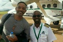What Will Smith did in Zanzibar Island, Tanzania