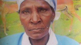 TRANSITION/DEATH ANNOUNCEMENT of Serah Wambui Karanja mother to Teresia Mugure Njoroge, Moses Waweru Karanja of NJ and George Karanja of MD