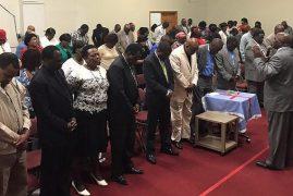 VIDEO:MEMORIAL SERVICE /FUNDRAISER HELD FOR LATE FRANCIS KIMANI GATUA