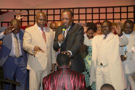 Photos|Video Pastor Nicholas Munyi CD and DVD Launch at LIBERTY CHURCH
