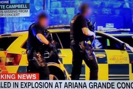 BOMBER 'IDENTIFIED' Manchester Arena suicide bomber has been identified