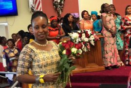 Video:St Stephen's Church Lowell,MA  Happy Mothers Day wishes May 14 2017