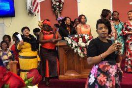ST STEPHEN'S CHURCH LOWELL WOMEN'S PRESENTATION. Uria ngai turenda