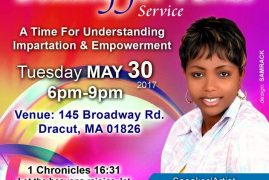 """Well of Worship Presents """"Beauty for Ashes"""" with Christina Shusho Tuesday Worship Service  May 30th 2017 @ 6Pm"""