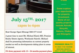 Premier Realty Property Expo July 15th 2017  12Pm to 6Pm Worcester,Massachusetts