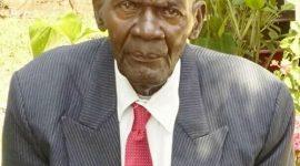 Memorial Service planned  Sept 30 2017 for the late Jotham Inyagwa Nyadenya father to Patrick Inyagwa of Methuen,Massachusetts