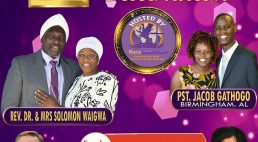 Rhema Gospel Church 2nd Anniversary Celebration Nov 3rd,4th &5th 2017 Irving,TX