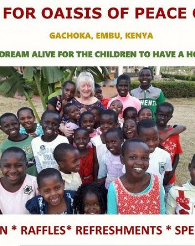 Charity:An Orphan's Dream Benefit for Oasis of Peace Orphans Gachoka,Embu Kenya