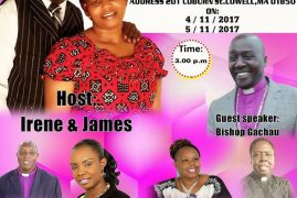 Joy of Praise Celebration Ministry:Anniversary & Ordination Nov.4th & Nov 5th 2017